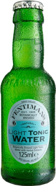 Fentimans Dry Tonic Water 0,125l