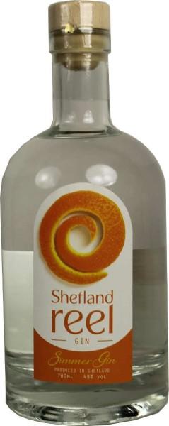 Shetland Reel Gin Simmer 0,7l