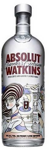 Absolut Vodka Watkins Sammleredition