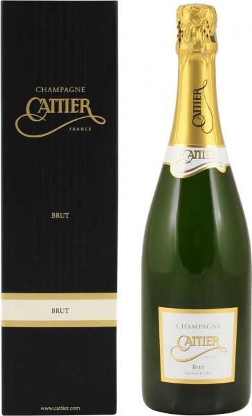 Cattier Champagne Brut Icon 0,75 l
