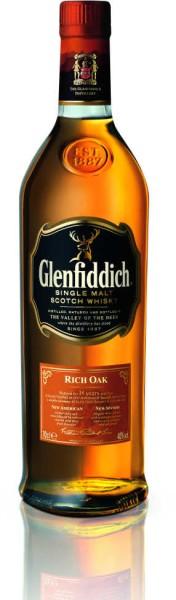 Glenfiddich 14YO Rich Oak 1 Liter