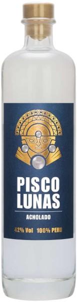 Pisco Lunas Acholado 0,7 Liter