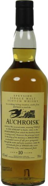 Auchroisk 10 Yrs. 0,7 Scotch Whisky