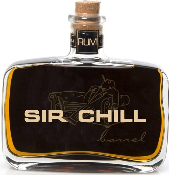 Sir Chill Barrel Rum 0,5l