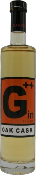 G+ Danger Line Gin Oak Cask 0,5l