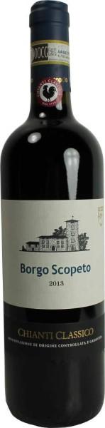 Borgo Scopeto Rotwein Chianti Classico 2013 0,75 l