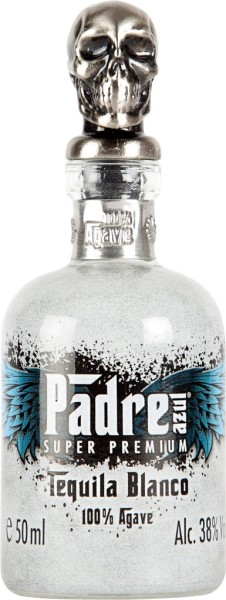 Padre Azul Tequila Blanco 5cl