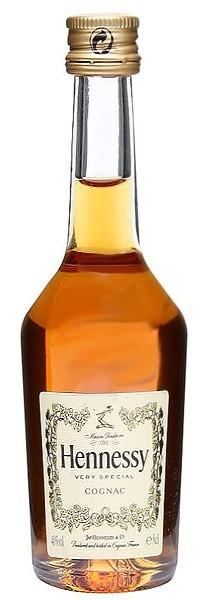 Hennessy VS Cognac Mini 0,05l