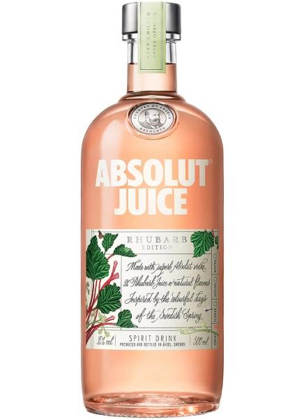 Absolut Vodka Rhubarb 0,5l