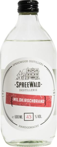 Spreewood Distillers Wildkirschbrand 0,5l