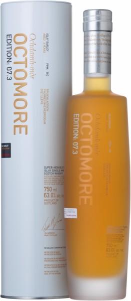 Bruichladdich Whisky Octomore 7.3 0,7l