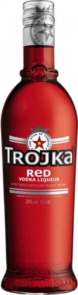 Trojka Vodka Red 0,7 l