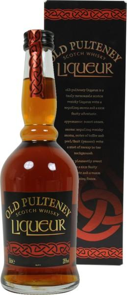 Old Pulteney Likör 0,5 l