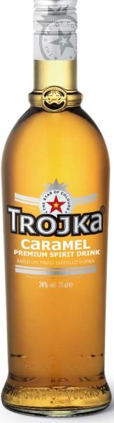 Trojka Vodka Caramel 0,7 l