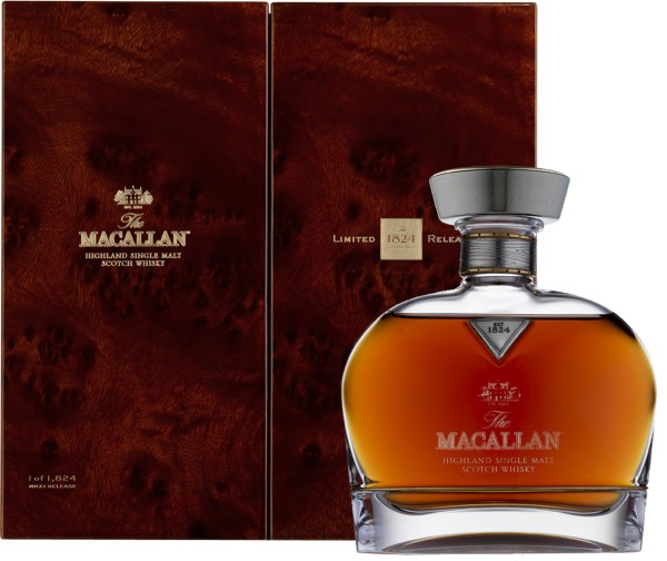 The Macallan Limited Release 1824