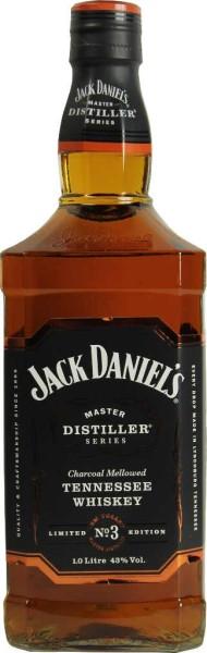 Jack Daniels Whiskey Master Distiller Series No.3 1l