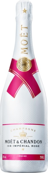 Moet & Chandon Champagner Ice Rose Imperial 0,75l