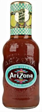 Arizona Lemon Iced Tea 0,33l