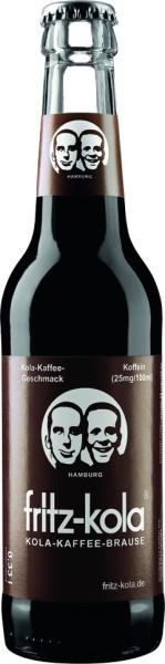 Fritz-Kola Kaffee 0,33 l