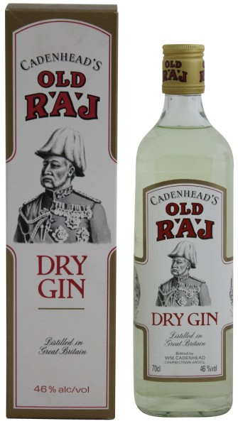 Cadenhead Old Raj Gin
