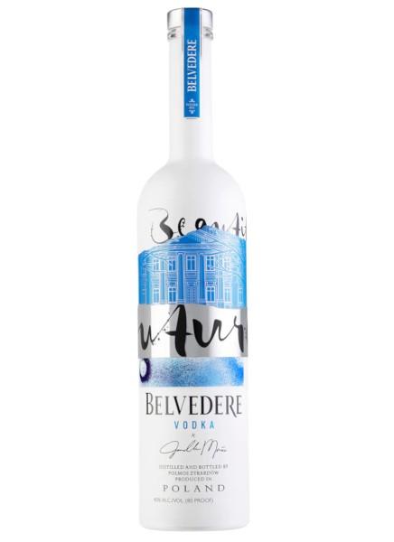 Belvedere Pure Vodka by Janelle Monae 1,75l