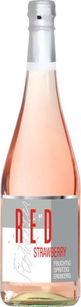 Stettner Weincockatil Red Strawberry 0,75l
