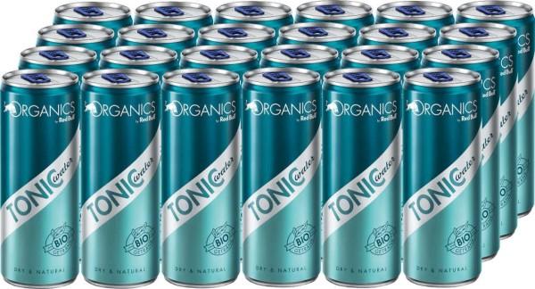 Red Bull Organics Tonic Water 24er