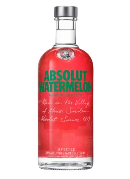 Absolut Watermelon Vodka 0,7 Liter