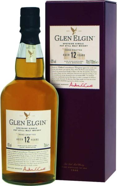 Glen Elgin 12 yrs.
