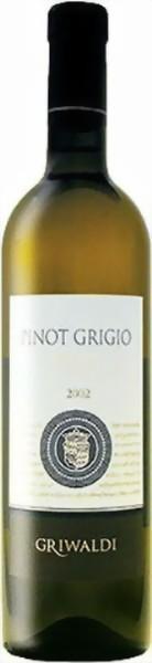 Pinot Grigio delle Venezie IGT Griwaldi