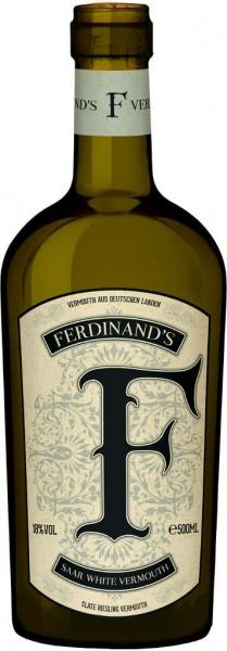 Ferdinands Saar White Vermouth 0,5 Liter