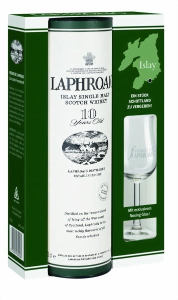 Laphroaig 10 yrs.