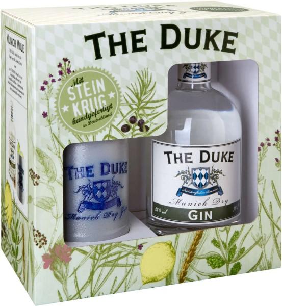 The Duke Munich Dry Gin 0,7 Liter mit Steinkrug