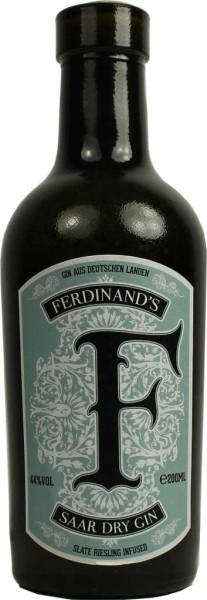 Ferdinands Saar Dry Gin 0,2 Liter