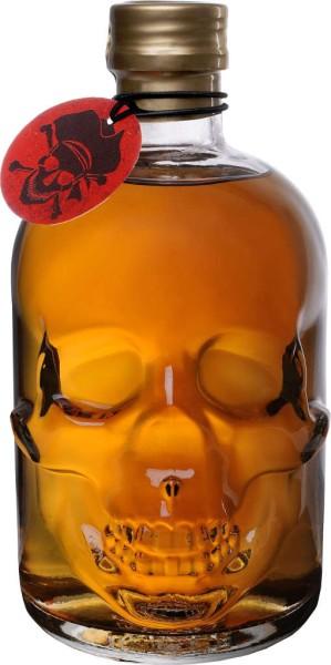 SeaWolf Vodka Spirit Spiced Piratenflasche 0,5l