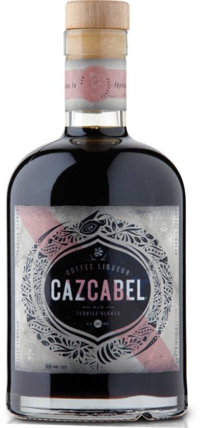 Cazcabel Coffee Tequila 0,7l
