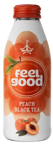 Feel Good Peach Black Tea