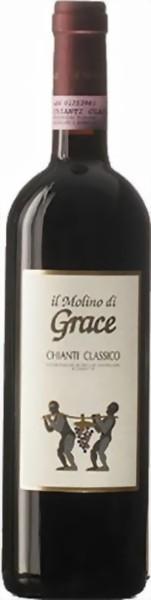 Chianti Classico DOCG Il Molino di Grace Jahrgang 2006