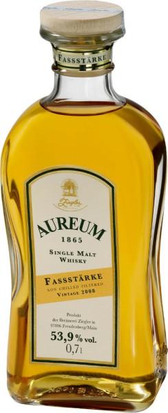 Aureum 1865 Fassstärke