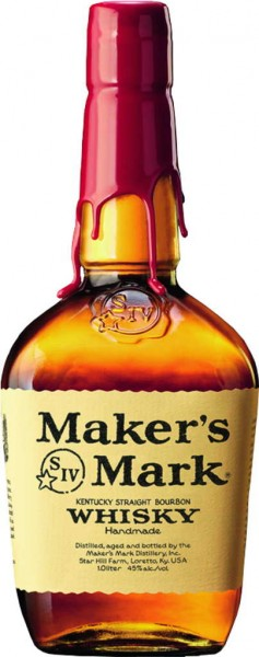 Makers Mark 0,7 Liter