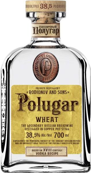 Polugar Brotwein Wheat 0,7l