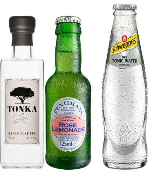 Tonka Gin Probierset