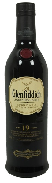 Glenfiddich Age of Discovery Bourbon Cask 19 yrs. Flasche