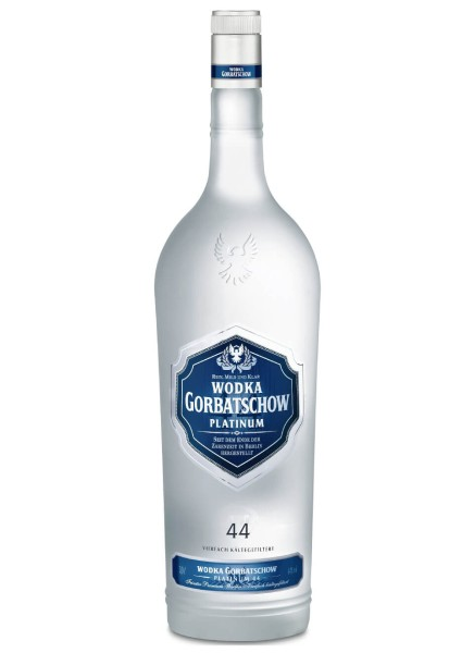 Wodka Gorbatschow Platinum 3l