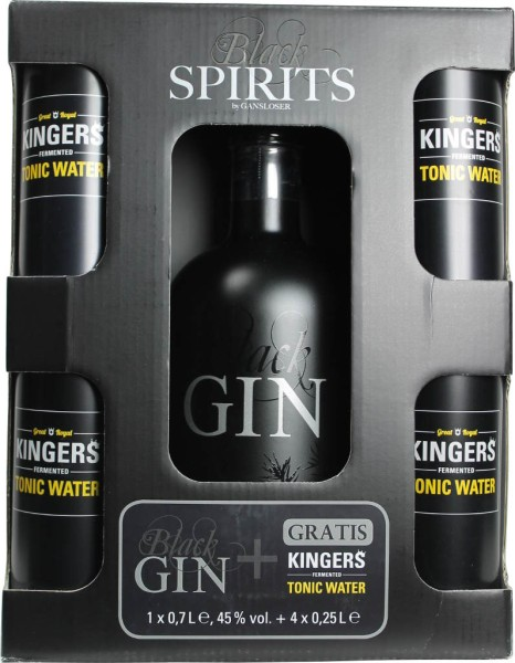 Gansloser Gin & Kingers Tonic Set