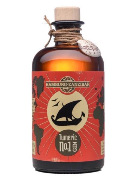 Hamburg-Zanzibar Tumeric No. 1 Gin 0,5 Liter