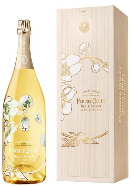 Perrier Jouet Champagner Belle Epoque Blanc de Blanc 3 Liter