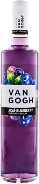 Van Gogh Acai Blueberry Vodka 0,7 l