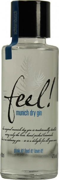 Feel! Munich Dry Gin Mini 0,1l