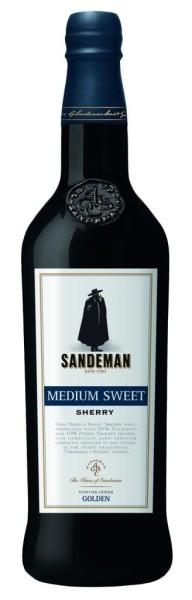 Sandeman Sherry Medium Sweet 0,75 l